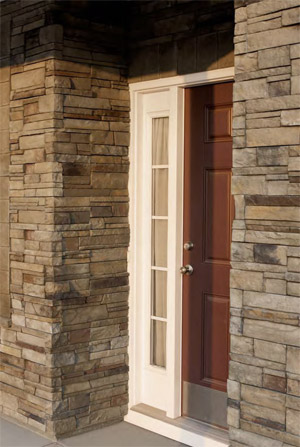 Feature highlights of stone siding regal home improvement for Boral siding cost